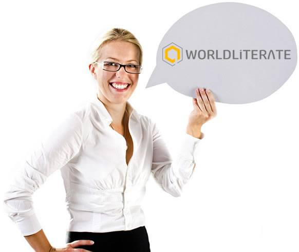 worldliterate translation services