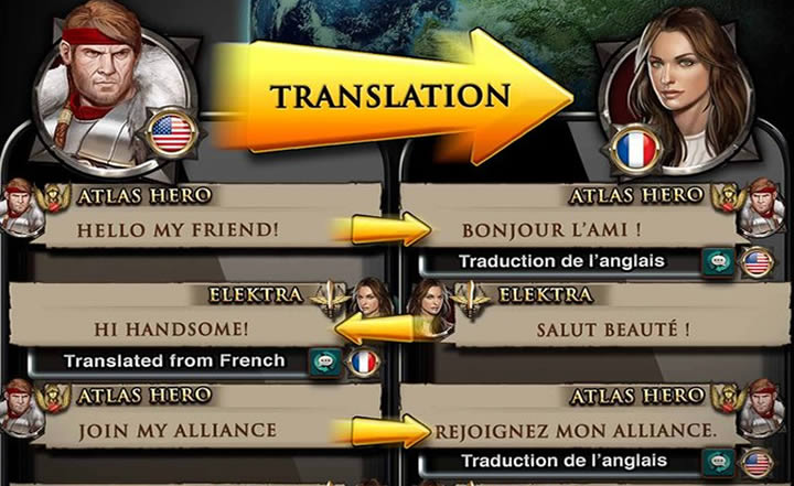 Game translation
